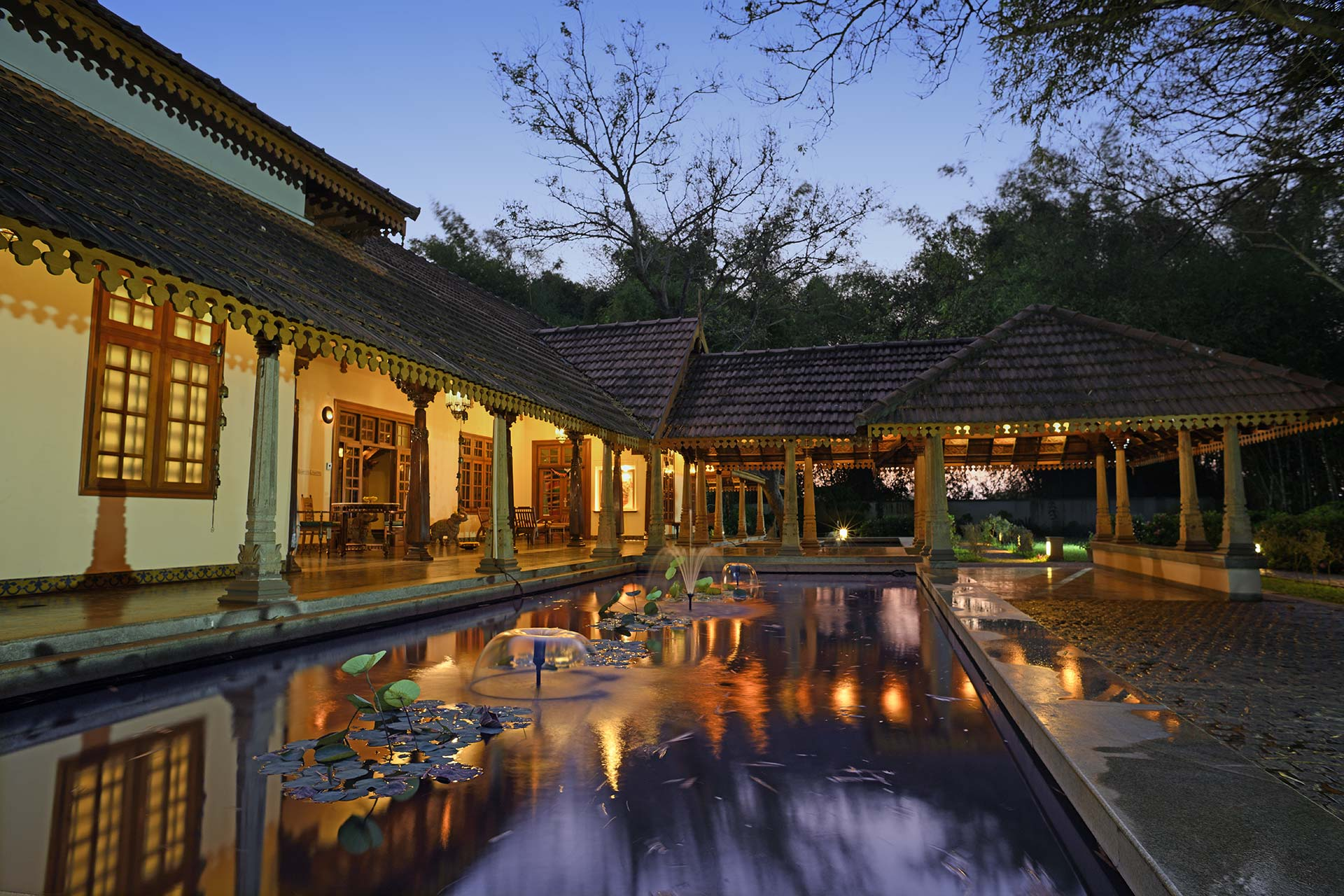 Svatma - Luxury Resorts Hotels in Tanjavur, Tamil Nadu (India)